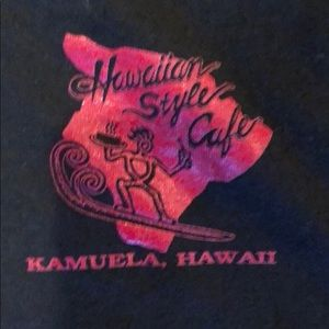 Hanes Shirts - Hawaiian Style Cafe T-shirt